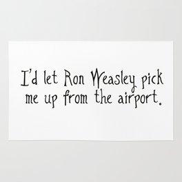 Nice Guy Ron Rug