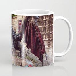 L'INCANTO DEL TRONO on medieval village of Grazzano Visconti (PC) 15-06-2019 Coffee Mug