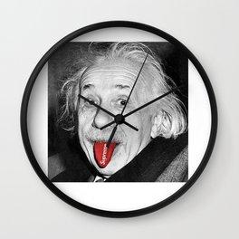 Albert Supreme Einstein Wall Clock