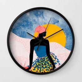 Movimiento Wall Clock