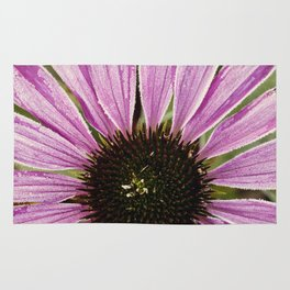 frosted flower Rug