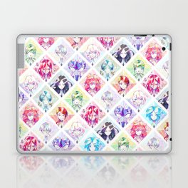 Houseki no kuni - Infinite gems Laptop & iPad Skin
