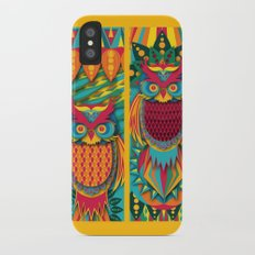 Owl's iPhone X Slim Case