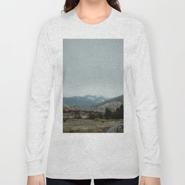 Lower Sierras Long Sleeve T-shirt