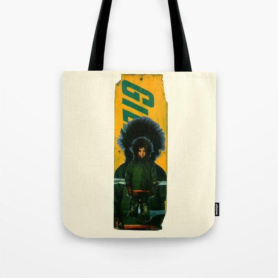Arctica Tote Bag