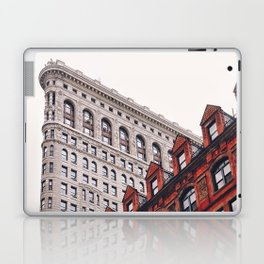 New York City - Flatiron Building Laptop & iPad Skin