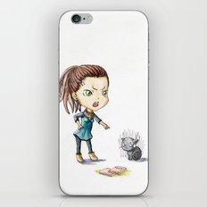 Bad Kitty iPhone & iPod Skin
