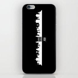 Ulrabi's Cemetery (invers) iPhone Skin