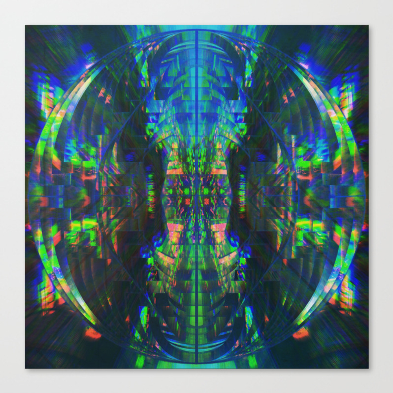 Prism Canvas Print by Lokomotiv CNV8720665
