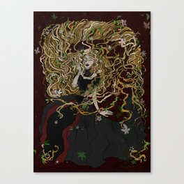 Garlick Canvas Print