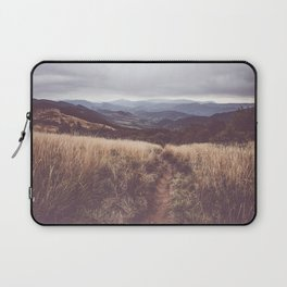 Bieszczady Mountains - Landscape and Nature Photography Laptop Sleeve
