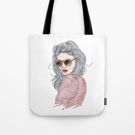 Spicy women Tote Bag