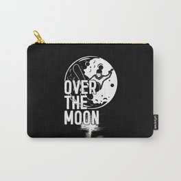 SURF OVER THE MOON Carry-All Pouch