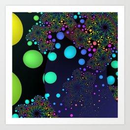 Jelly Bean Art Print