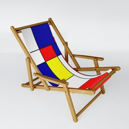 Mondrian #38 Sling Chair