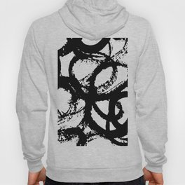 Dance Black and White Hoody