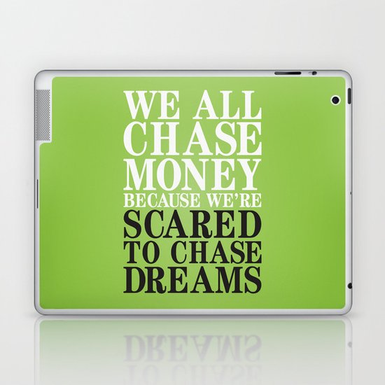 Dreamchaser Laptop & iPad Skin
