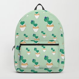 Heart Cactus Backpack