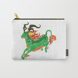Qilin Carry-All Pouch