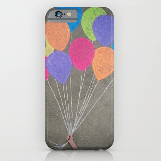 Up up and away iPhone & iPod Case