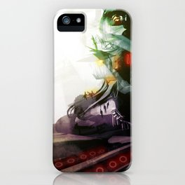 Hang Them iPhone Case