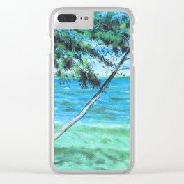 Lakeland 3 Clear iPhone Case