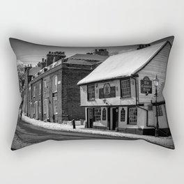 Coopers Arms, Rochester, Kent Rectangular Pillow