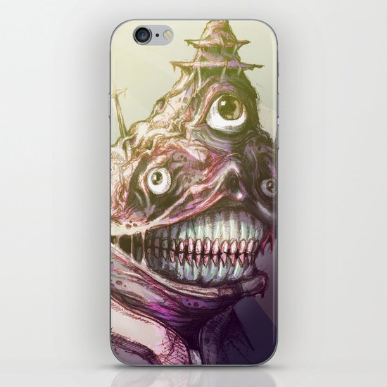 """Holy One"" iPhone & iPod Skin"