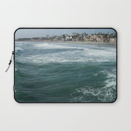 The Pier Above Laptop Sleeve