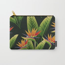 Tropical Flowers vol.4 Carry-All Pouch