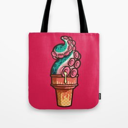 Swirly Tentacle Treat (gumdrop) Tote Bag