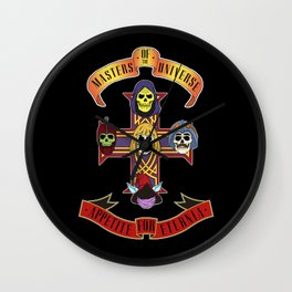 Appetite For Eternia Wall Clock