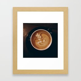 COFFEE I Framed Art Print