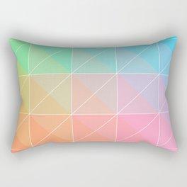 Gradient Rectangular Pillow