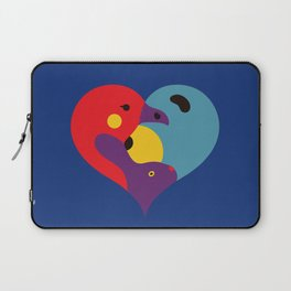Wild at Heart Laptop Sleeve