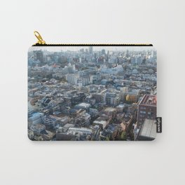 Tokyo Japan Cityscape Ultra HD Carry-All Pouch