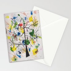 Through the Storm  Stationery Cards