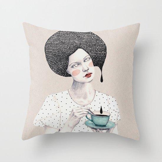 Nina Throw Pillow
