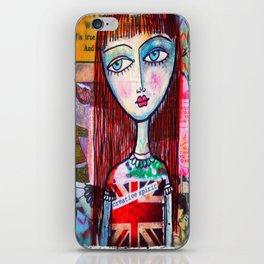 Creative Spirit iPhone Skin