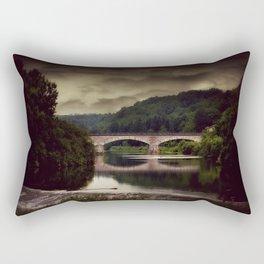 Brücke Rectangular Pillow