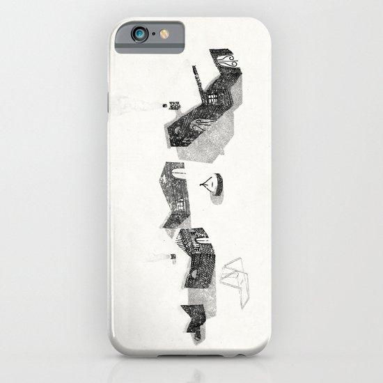 Le Village iPhone & iPod Case