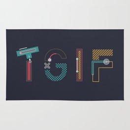 TGIF Rug