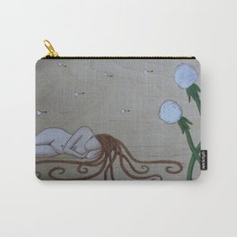 Dandelion nude Carry-All Pouch