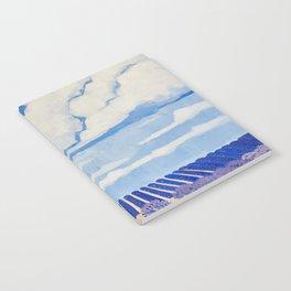 Lavender Fields Forever  Notebook