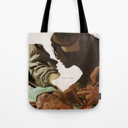how do i stop feeling worthless for being scared of sex Tote Bag