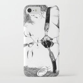 asc 519 - Les jumelles célestes (The parallel planets) iPhone Case