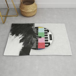 Out of the grid Rug