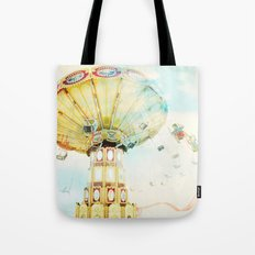 Step back into fun Tote Bag