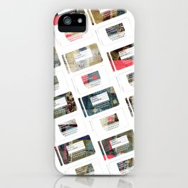 iPattern_no1 iPhone Case