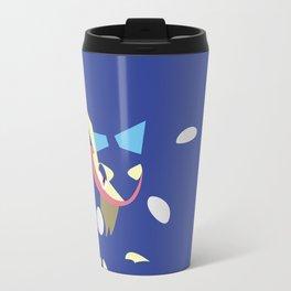 Greninja Travel Mug